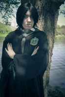 Young Severus Snape by JavaCosplay