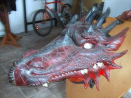 Red dragon by damocles-shop