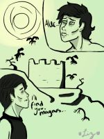 Magnus, I miss you by FiveSecsOfLiz