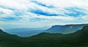 Blue Mountains 2012 g by iraqiguy