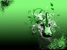 guitar vector by glamofficial
