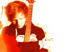 Ed Sheeran by 4angelo6