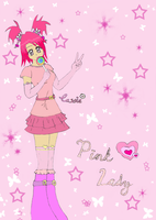 Pink Lady by Luffy-chan