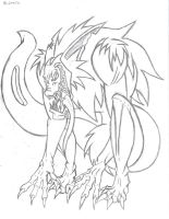 Shadow Beast Khimera by Phycosmiley