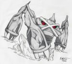 Metagross by SpicyyRamen