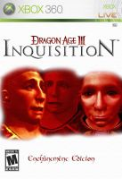 Dragon Age 3 Inquisition Enchantment Edition by RedVirtuoso