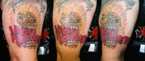 Iron Maiden Tattoo (7) by Ashtonbkeje