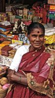 Shopkeeper. India. by jennystokes
