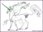 Unicorn For Shadow Vester by BlackUniGryphon