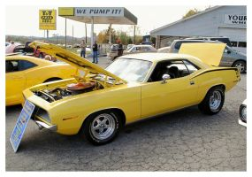 440 Six Pack Cuda by TheMan268