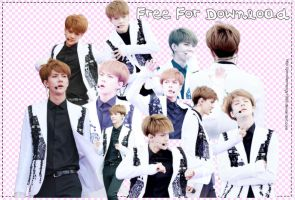 PACK PNG #12 ( Sehun EXO) by JenniferMorgy1998