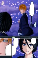 Bleach : Ichigo and Rukia by Tice83