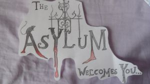 The Asylum Welcomes You... by Hatters-Workshop
