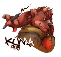 KUMAicon by DrawingKuma