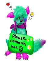 please commish me by CanineCriminal
