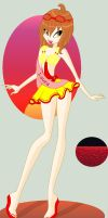 Contest: Laura swimsuit by V-P-aurore-star