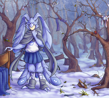 Opeir in the Forest by AddictionHalfWay
