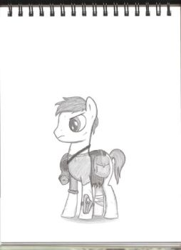 Of Shadows Sketches: Doctor Camphor by nyx0s