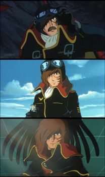 The Pirate-Kinght Harlock Clan by TheWolfPoet23