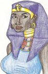 Pharaoh Sekhmethotep by DaBrandonSphere