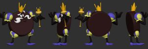 King Ding Dong Turnaround by shalonpalmer