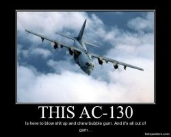 AC-130 by Over9000xxx