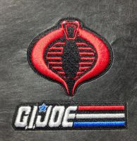 COBRA and G.I. Joe patches by ScrwLoose