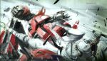 Prime vs Storm Shadow by Kerong