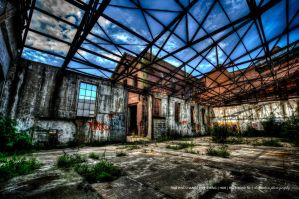 Project: Abandoned Factory 4 by MisterDedication