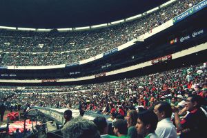 Mexico vs Spain II by becksrm