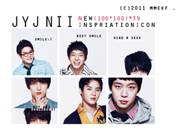 icons colorin +JYJ NII by mmekf