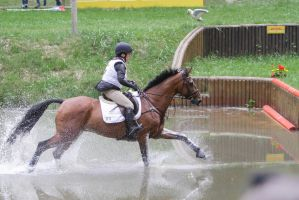 3DE Cross Country Water Obstacle Series XI/18 by LuDa-Stock
