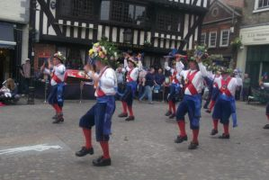 Morris dance 42 by PsychicHexo