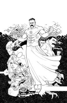 INVINCIBLE138 cover by RyanOttley