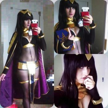 Tharja costest 1 by Morikyou