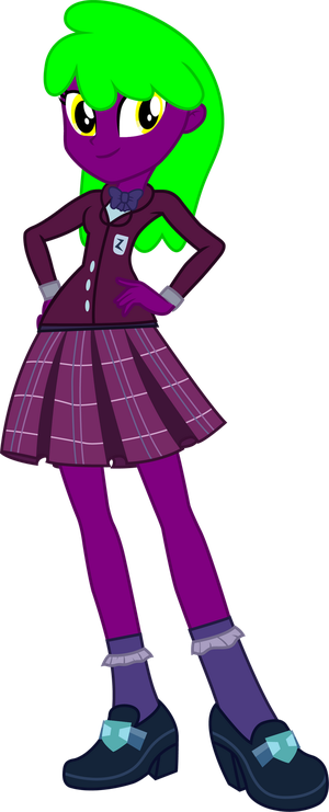 Rose Love EQG (March of Request) by davidsfire