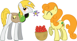Schwank +Carrot Top by sircinnamon