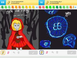 Draw Something!!! (Day 146) by Hedwigs-art