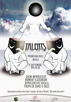 Talent show poster by jKeeO
