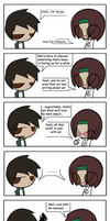 Sarge+Fillmore: Reaction Comic by AketA