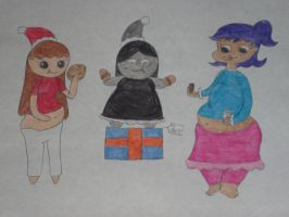 A Hippinite Christmas by rabbidlover01