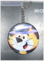 Top Cat Keyring by CoolNG90