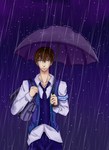 AoH- Rainy Day (After School) by T-O-S-S