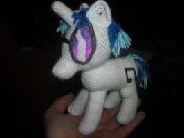 DJ PON 3 MLP Doll by SecludedOtaku