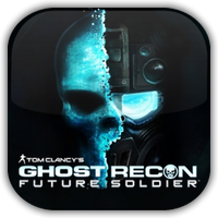 Tom Clancys Ghost Recon Future Soldier Game Icon by Wolfangraul