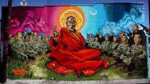 FREE TIBET by mearone