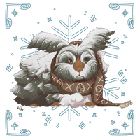 Advent Calendar 2016 Day 6: Snowy Spruce by Herboreal