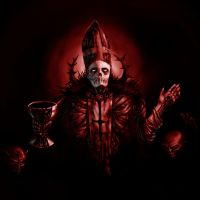 hells priest by AntonRosovsky