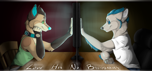 .:Y.C.H.:. Love Has No Boundaries by StarrysStudio