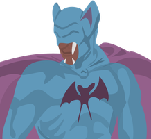 Zubatman by CodeAndReload